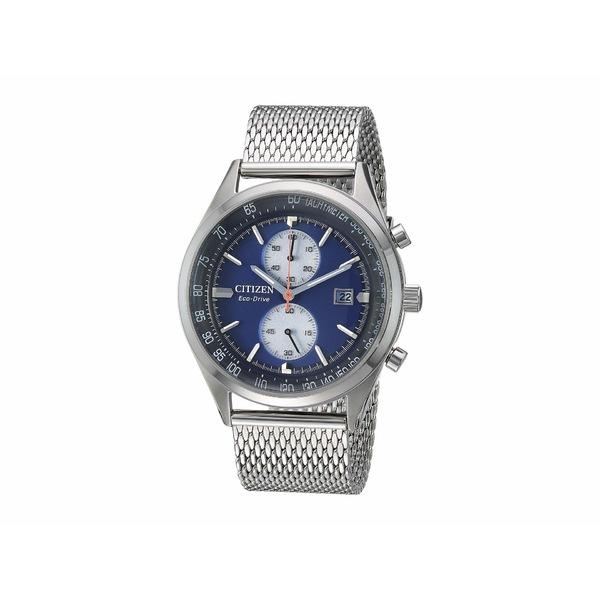 シチズンウォッチ メンズ 腕時計 アクセサリー CA7020-58L Chandler Silver Tone