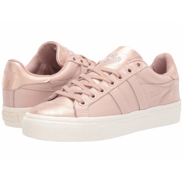 ゴラ レディース スニーカー シューズ Orchid II Shimmer Blush Pink