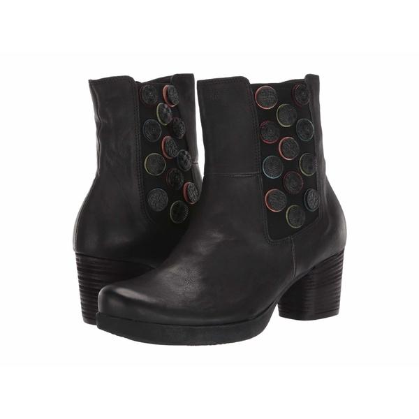 スィンク レディース ブーツ&レインブーツ シューズ Drawi Ankle Boot - 85233 Black/Kombi