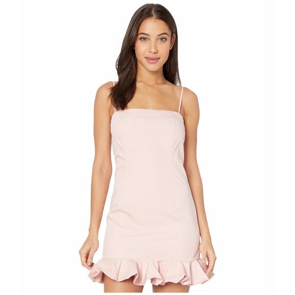 バードット レディース ワンピース トップス Havana Mini Dress Pink