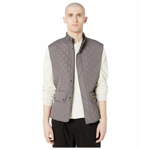 ベルスタッフ メンズ コート アウター Lightweight Technical Waistcoat Vest Dusk Grey