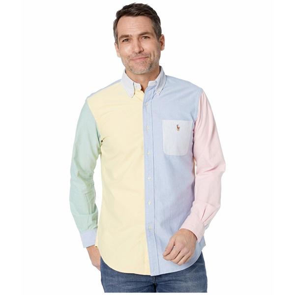 ラルフローレン メンズ シャツ トップス Classic Fit Oxford Shirt Solid Fun Shirt