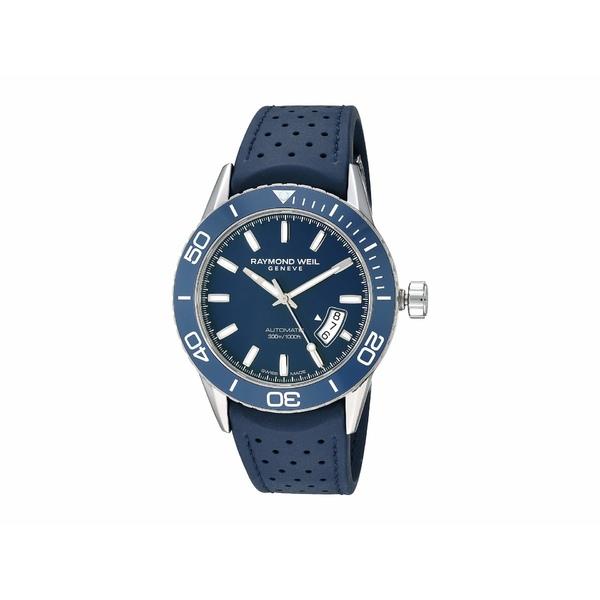 レイモンドウェイル メンズ 腕時計 アクセサリー Freelancer - 2760-SR3-50001 Blue