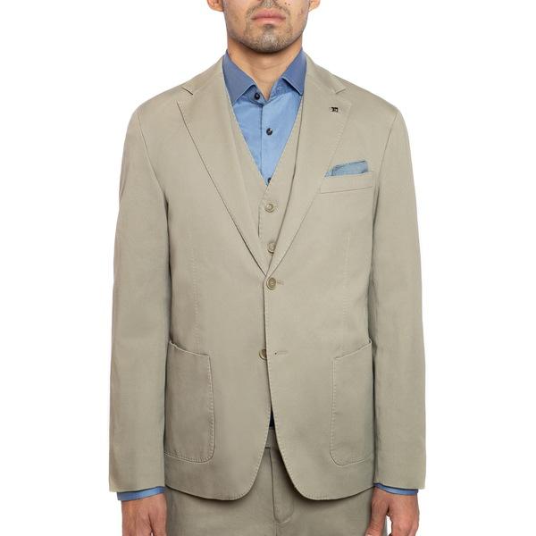 アウター Pocket Jacket Slim Patch メンズ KHAKI Fit ジョーズジーンズ ジャケット&ブルゾン Solid
