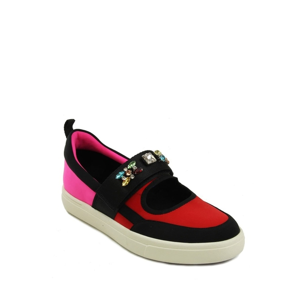 Oldys Widths RED シューズ Available Multiple Embellished レディース Sneaker ベネリ - スニーカー Colorblock