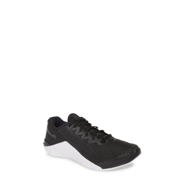 ナイキ レディース スニーカー シューズ Metcon 5 Training Shoe Black/ Black/ White/ Wolf Grey