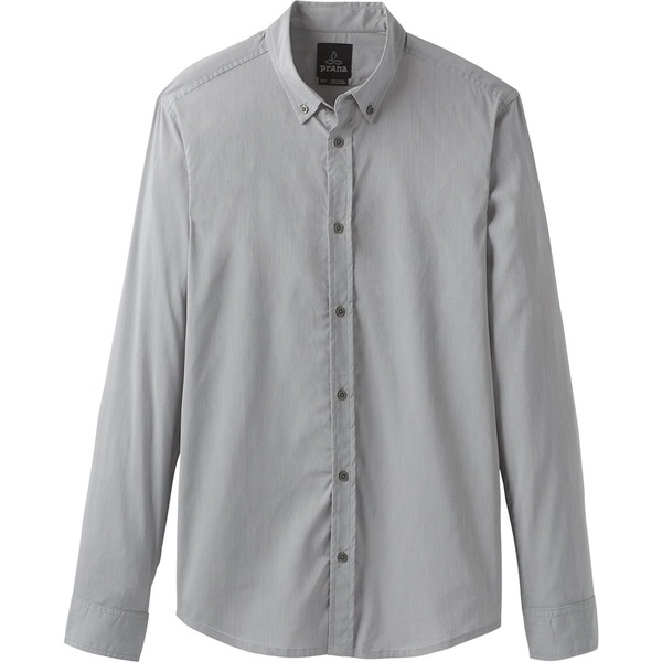 プラーナ メンズ シャツ トップス Granger Tailored Long-Sleeve Shirt - Men's Vapor
