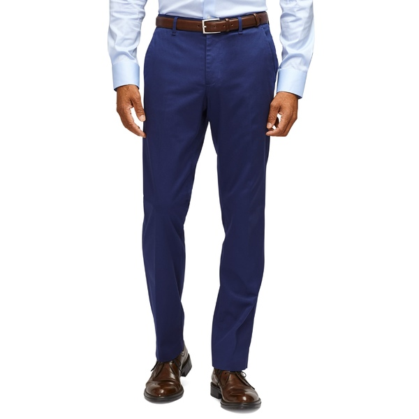 ボノボス メンズ カジュアルパンツ ボトムス Bonobos Weekday Warrior Tailored Fit Stretch Pants Monday Blue/ Grey Yarn Dye