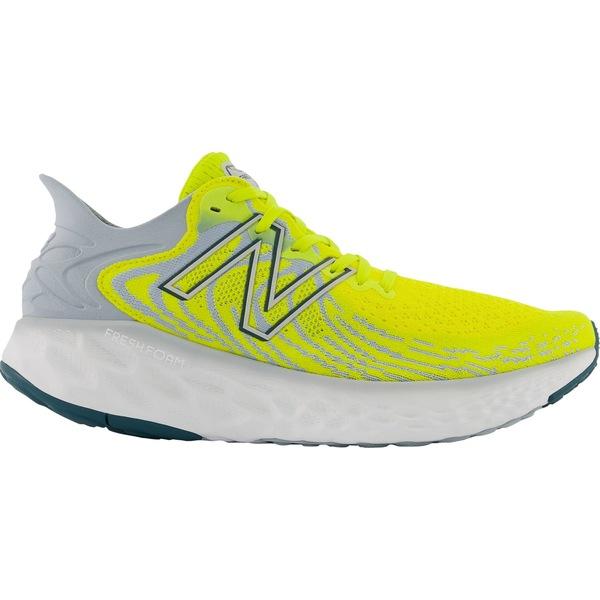 New 激安 激安特価 送料無料 お得なキャンペーンを実施中 Balance メンズ スポーツ ランニング Yellow 全商品無料サイズ交換 ニューバランス V11 Shoes Running Foam Men's 1080 Fresh