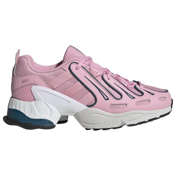 アディダスオリジナルス レディース スニーカー シューズ EQT Gazelle True Pink/Tech Mineral