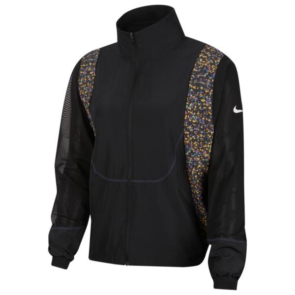 ナイキ レディース ジャケット&ブルゾン アウター Icon Clash PR Jacket Black/Sapphire/White | Get Outside