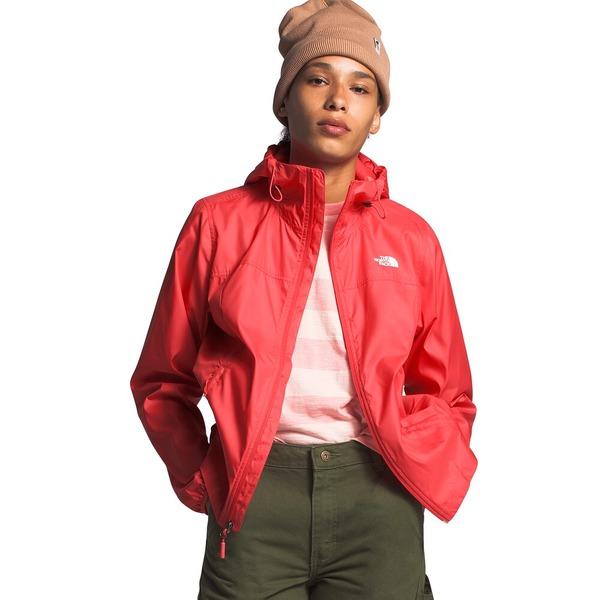 ノースフェイス レディース ジャケット&ブルゾン アウター Cyclone Windrunner Jacket Red