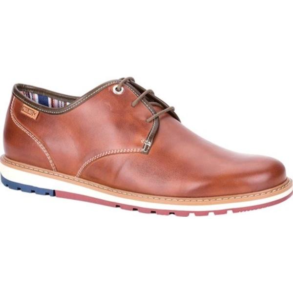 ピコリーノス メンズ ドレスシューズ シューズ Berna Lace Up Oxford M8J-4195 Cuero Leather