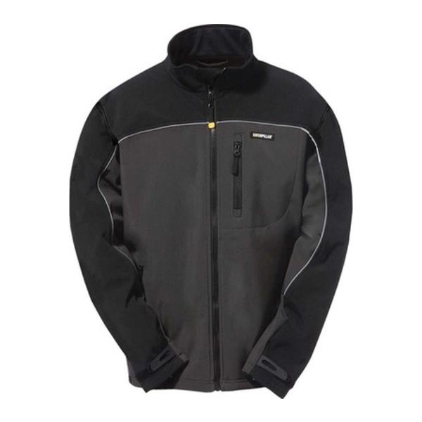 キャタピラー メンズ ジャケット&ブルゾン アウター Soft Shell Jacket Graphite