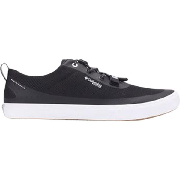 コロンビア メンズ スニーカー シューズ Dorado CVO PFG Waterproof Sneaker Black/White