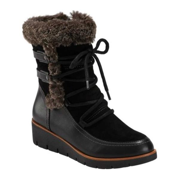 アース レディース ブーツ&レインブーツ シューズ Zurich Basel Ankle Boot Black Multi Leather