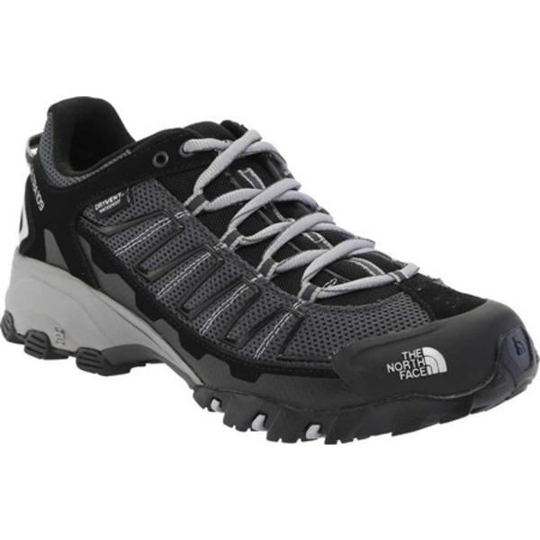 ノースフェイス メンズ ブーツ&レインブーツ シューズ Ultra 109 Waterproof Hiking Shoe TNF Black/Dark Shadow Grey