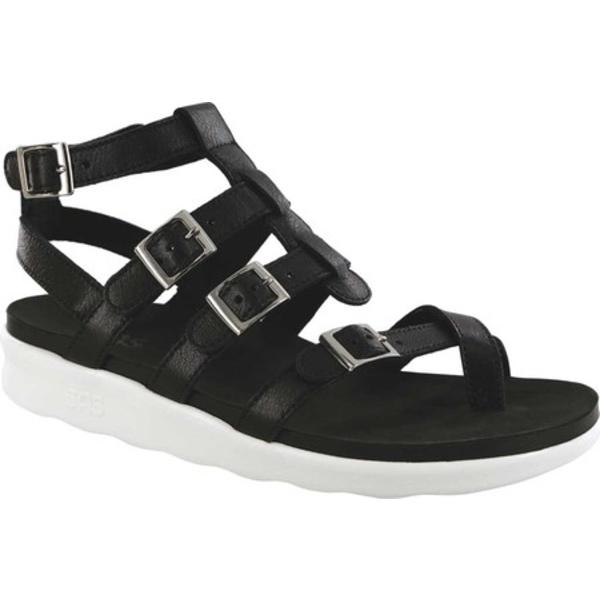 エスエーエス レディース オックスフォード シューズ Aria Toe Loop Gladiator Sandal Gravity Leather