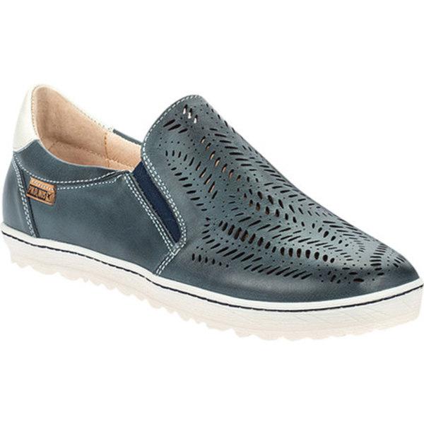 ピコリーノス レディース サンダル シューズ Lagos Slip-On 901-6797 Ocean Leather