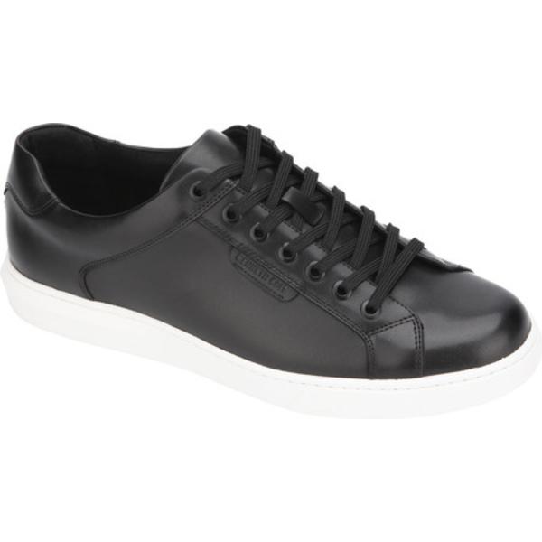 ケネスコール メンズ スニーカー シューズ Liam Sneaker Black Leather