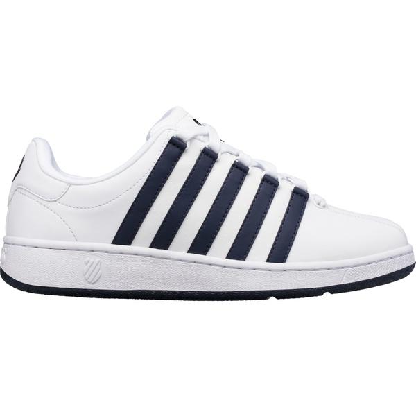 ケースイス メンズ スニーカー シューズ K-Swiss Men's Classic VN Shoes White/Navy