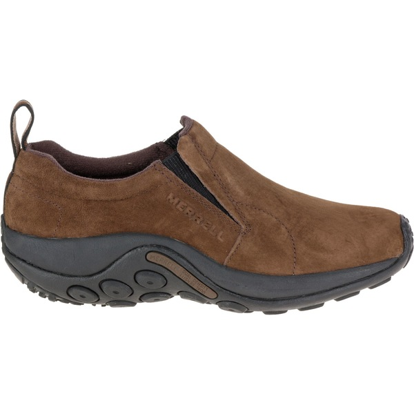 メレル メンズ スニーカー シューズ Merrell Men's Jungle Moc Casual Shoes DarkEarth