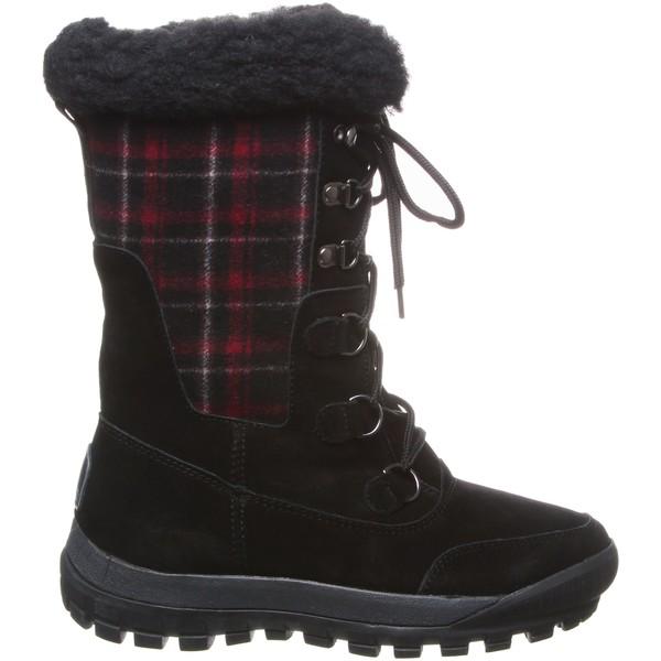 ベアパウ レディース ブーツ&レインブーツ シューズ BEARPAW Women's Lotus Winter Boots Black