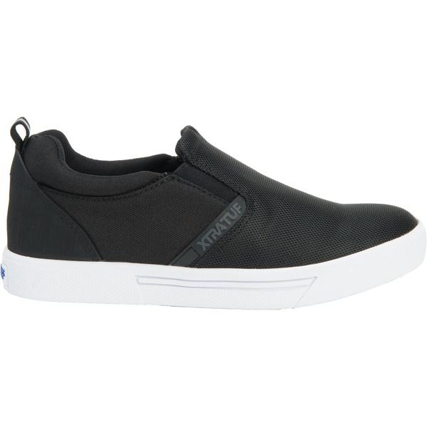 エクストラタフ レディース スニーカー シューズ XTRATUF Women's Topwater Slip-On Casual Shoes Black