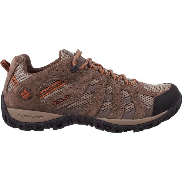 コロンビア メンズ ブーツ&レインブーツ シューズ Columbia Men's Redmond Low Hiking Shoes Pebble