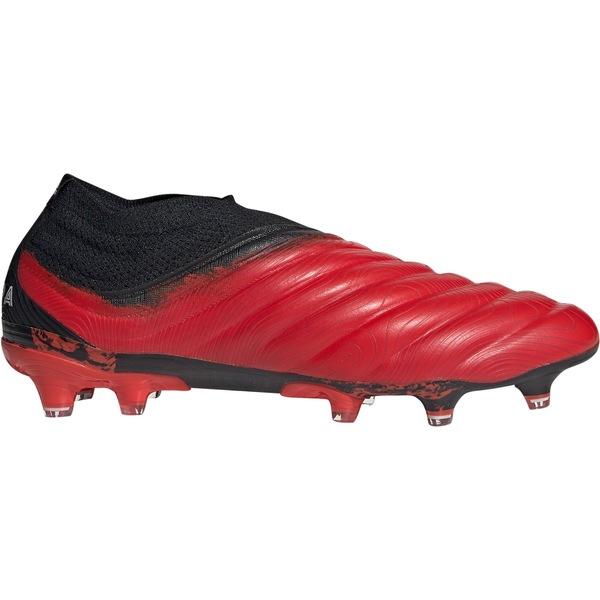 アディダス メンズ サッカー スポーツ adidas Copa 20 + FG Soccer Cleats Red/Black