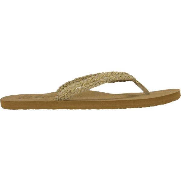 コビアン レディース サンダル シューズ Cobian Women's Leucadia Flip Flops Natural