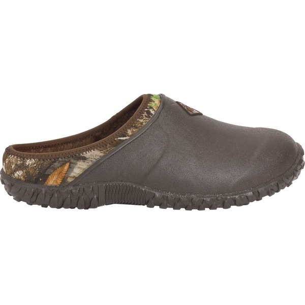 ムックブーツ レディース ブーツ&レインブーツ シューズ Muck Boots Men's Muckster II Waterproof Clogs Brown/Realtree