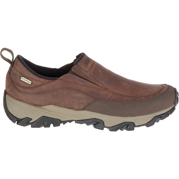 メレル レディース スニーカー シューズ Merrell Women's Coldpack Ice+ Moc Waterproof Winter Shoes Cinnamon