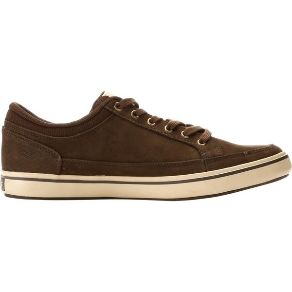 エクストラタフ メンズ スニーカー シューズ XTRATUF Men's Chumrunner Casual Shoes Brown