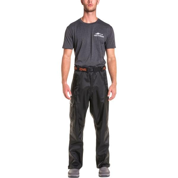 グランデンズ メンズ カジュアルパンツ ボトムス Grundens Men's Weather Watch Pants Black