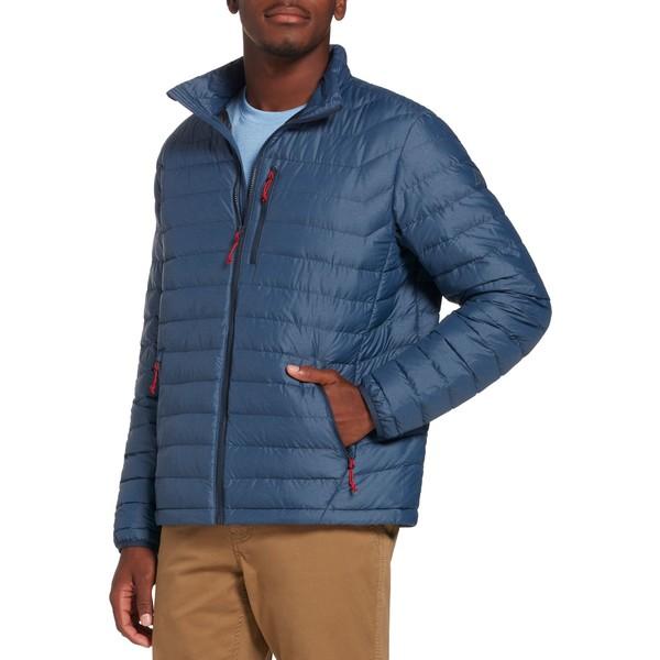 アルパインデザイン メンズ ジャケット&ブルゾン アウター Alpine Design Men's Sequoia Ridge Down Jacket InsigniaBlueHeather
