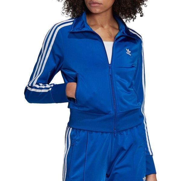アディダス レディース ジャケット&ブルゾン アウター adidas Women's Firebird Track Jacket Blue