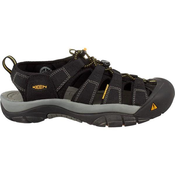 キーン メンズ サンダル シューズ KEEN Men's Newport H2 Sandals Black