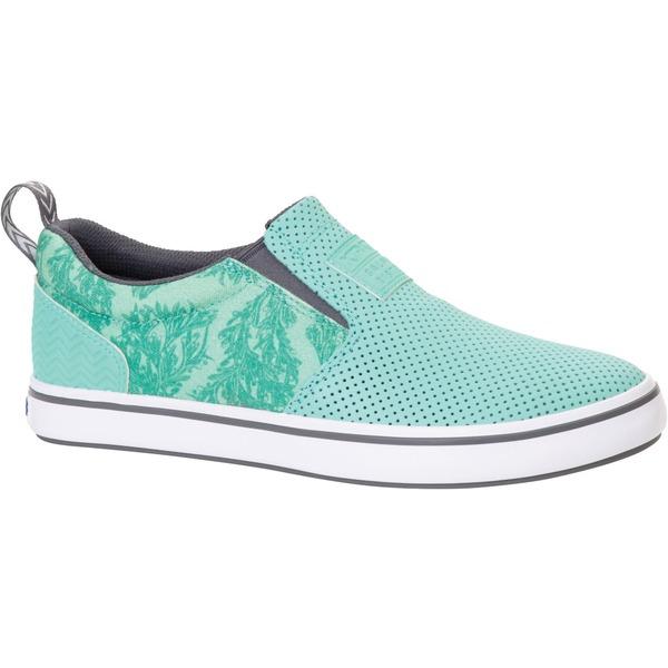 エクストラタフ レディース スニーカー シューズ XTRATUF Women's Salmon Sisters Sharkbyte Casual Shoes Seafoam