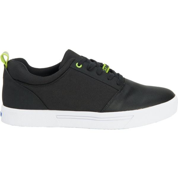 エクストラタフ メンズ スニーカー シューズ XTRATUF Men's Topwater Lace Casual Shoes Black