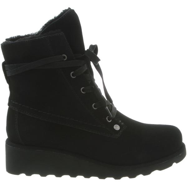 ベアパウ レディース ブーツ&レインブーツ シューズ BEARPAW Women's Krista II Winter Boots Black