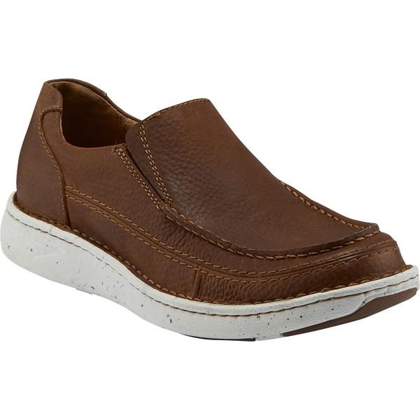 ジャスティンブーツ メンズ スニーカー シューズ Justin Men's Looper Casual Shoes Brown
