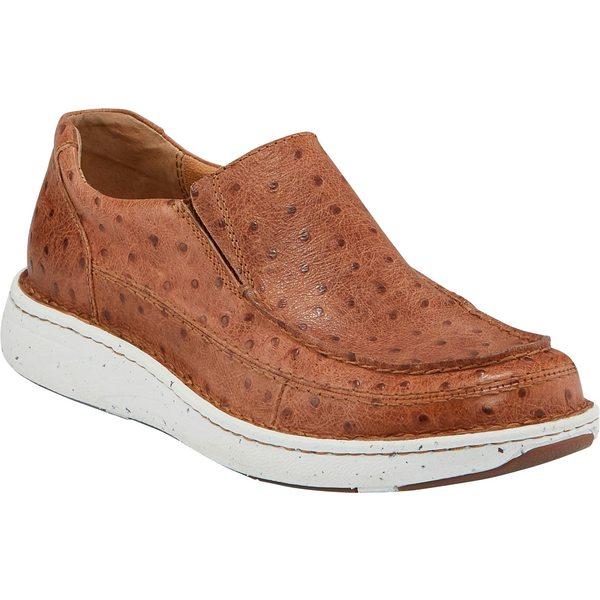ジャスティンブーツ メンズ スニーカー シューズ Justin Men's Looper Casual Shoes Tan
