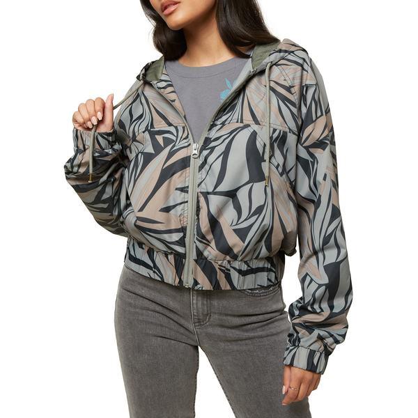 オニール レディース ジャケット&ブルゾン アウター O'Neill Women's Lunan Jacket Multi