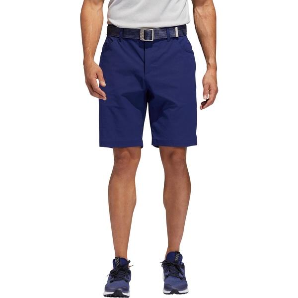 アディダス メンズ カジュアルパンツ ボトムス adidas Men's Adicross 5-Pocket Golf Shorts DarkBlue