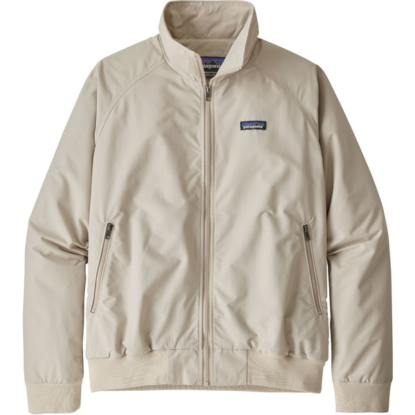 パタゴニア メンズ ジャケット&ブルゾン アウター Patagonia Men's Baggies Full Zip Jacket Pumice