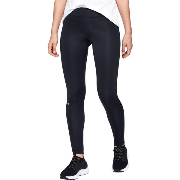 アンダーアーマー レディース カジュアルパンツ ボトムス Under Armour Women's Authentic ColdGear Compression Leggings Black