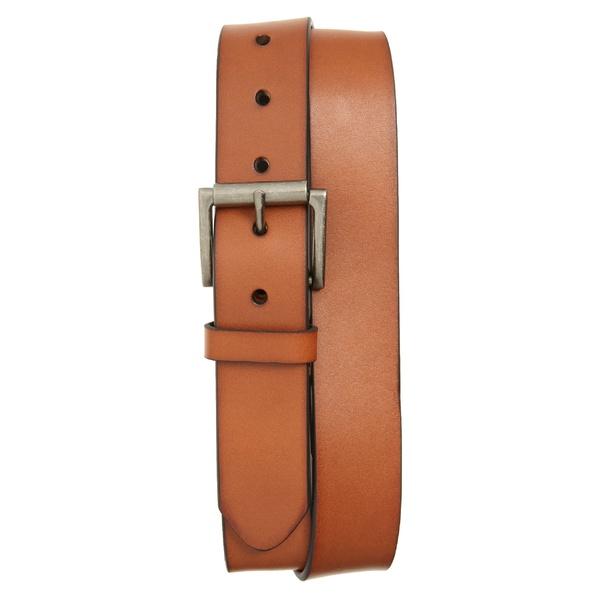 ワンナインオーワン メンズ ベルト アクセサリー 1901 Sven Roller Buckle Belt Cognac