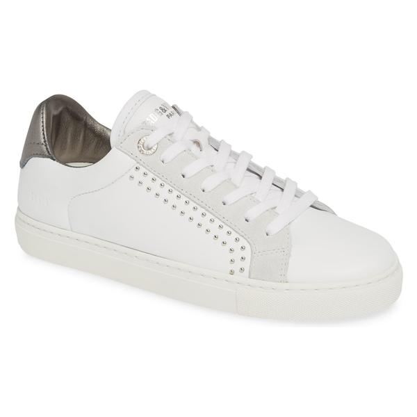 ザディグ エ ヴォルテール レディース スニーカー シューズ Zadig & Voltaire ZV1747 Sneaker (Women) Blanc