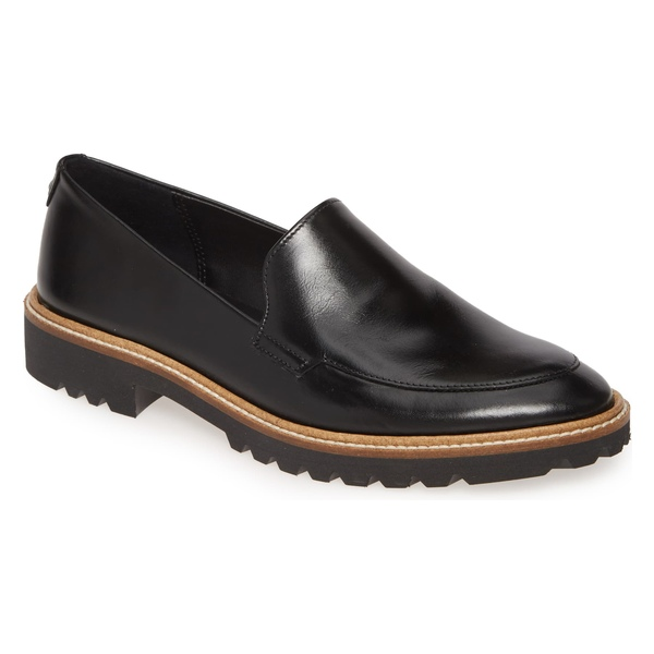 エコー レディース サンダル シューズ ECCO Incise Tailored Loafer (Women) Black Leather